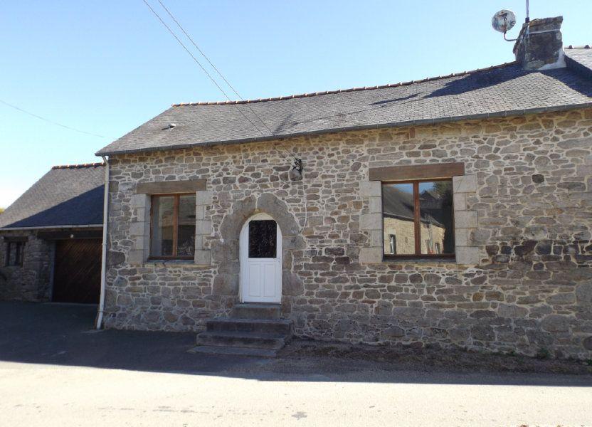 Maison à vendre 70m2 à Ploumagoar