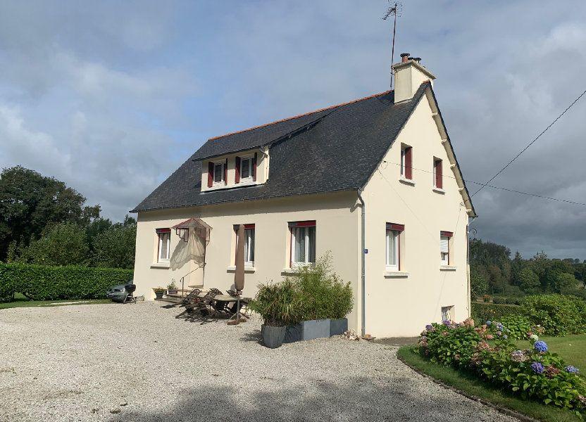 Maison à vendre 125m2 à Plouguernével