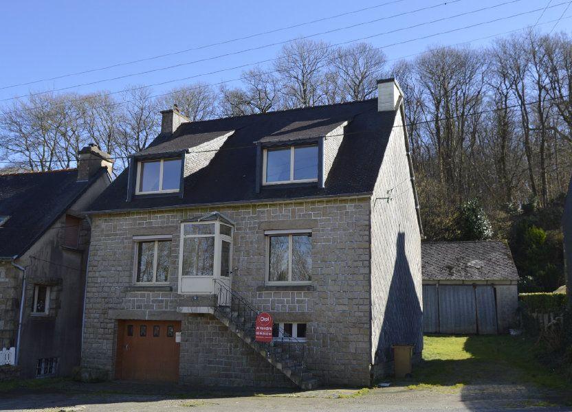 Maison à vendre 110m2 à Rostrenen