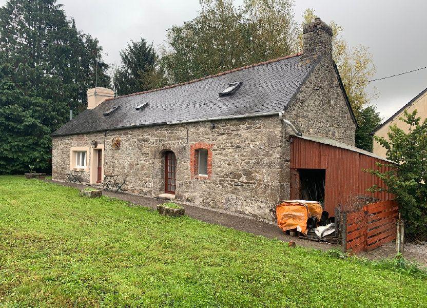 Maison à vendre 100m2 à Glomel