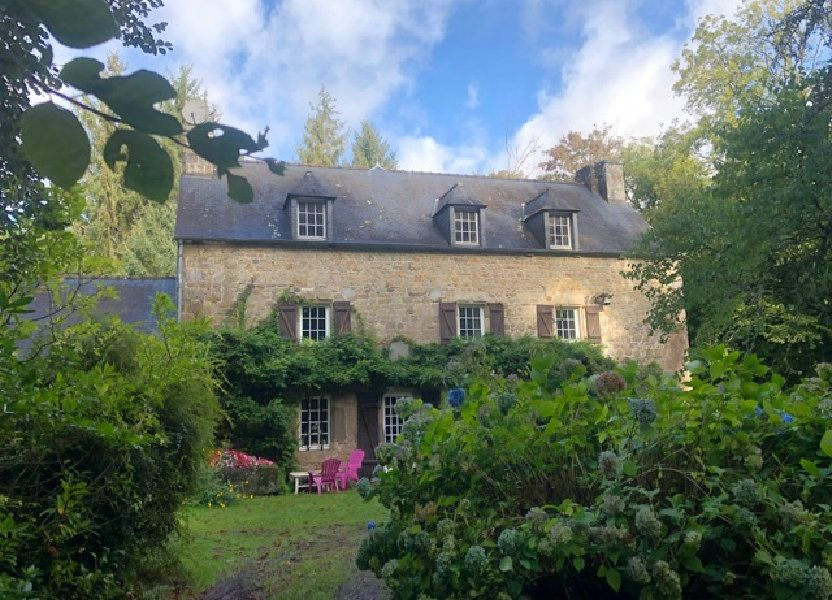 Maison à vendre 316.44m2 à Rostrenen