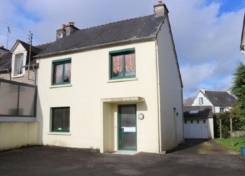 Maison à vendre 96m2 à Rostrenen