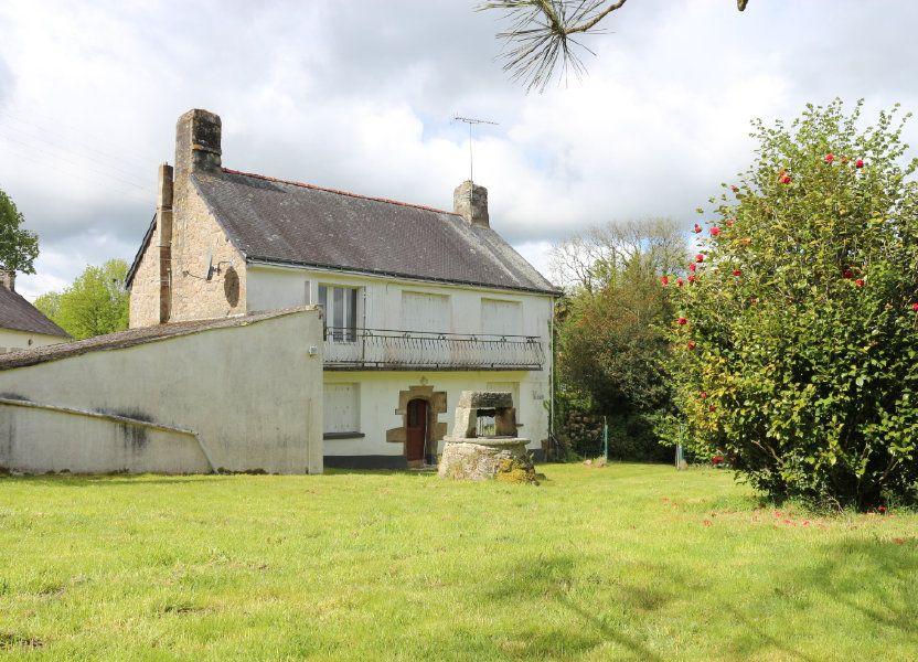 Maison à vendre 99.83m2 à Glomel