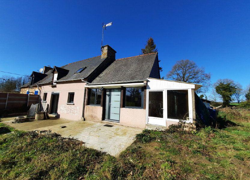 Maison à vendre 72m2 à Gommenec'h