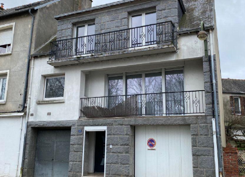 Maison à vendre 125.6m2 à Carhaix-Plouguer