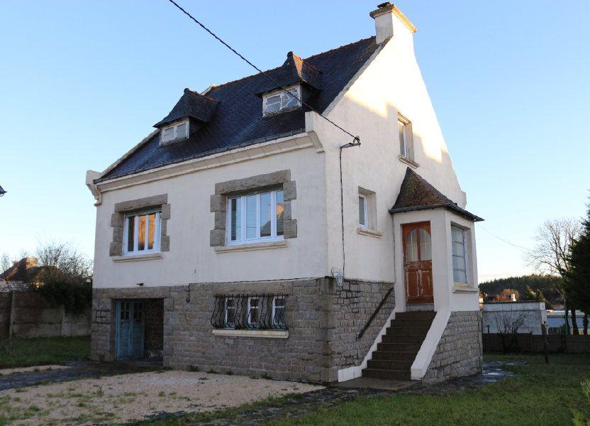 Maison à vendre 127m2 à Rostrenen