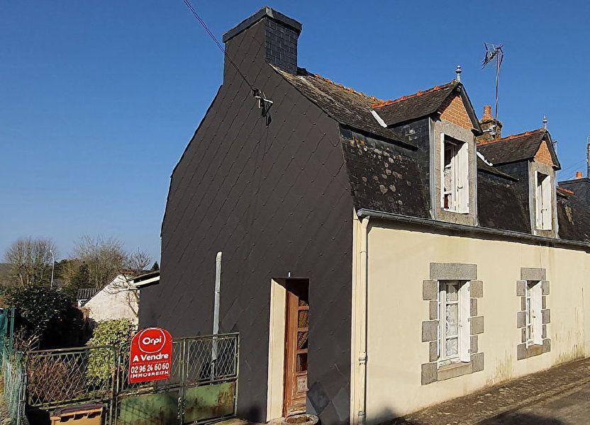 Maison à vendre 73.49m2 à Rostrenen