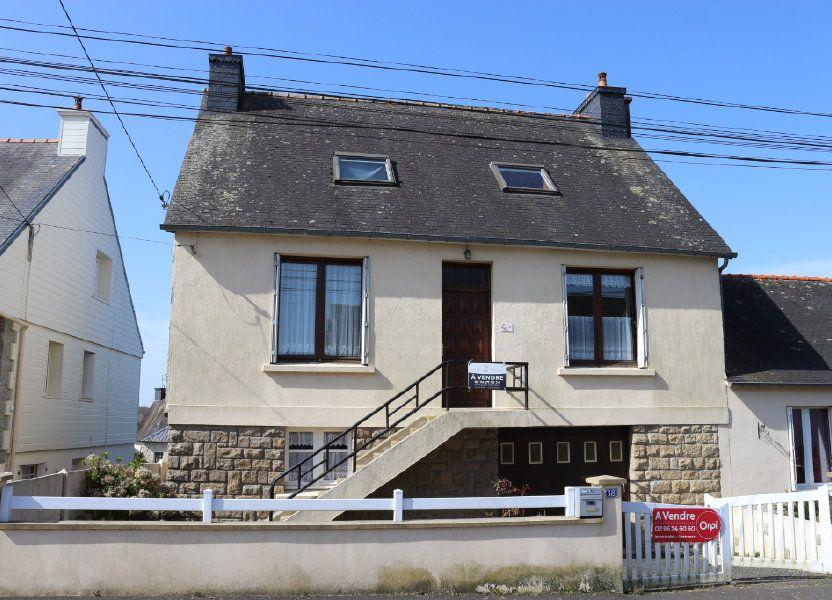Maison à vendre 104m2 à Rostrenen