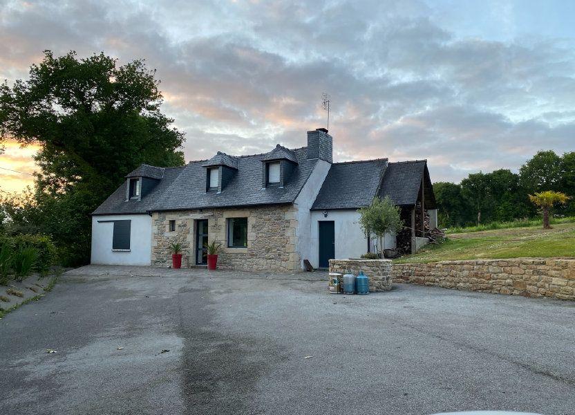 Maison à vendre 115.78m2 à Glomel