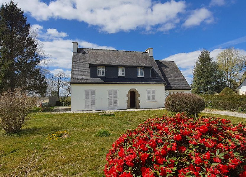 Maison à vendre 138m2 à Maël-Carhaix