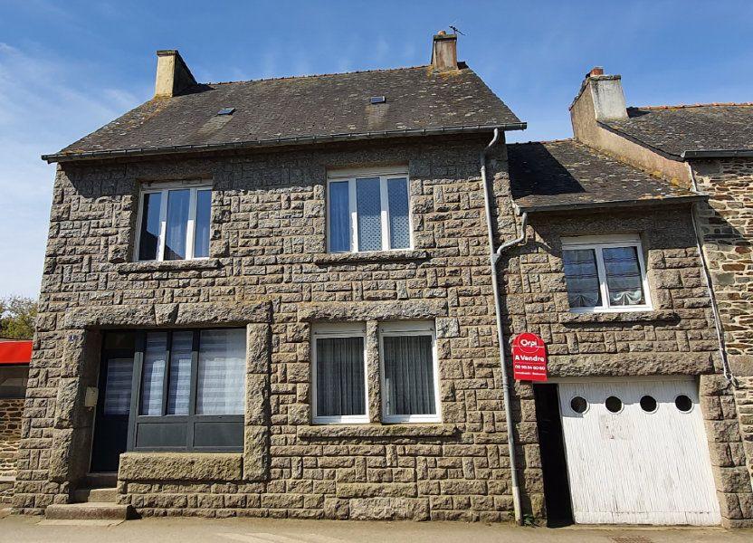 Maison à vendre 139m2 à Maël-Carhaix