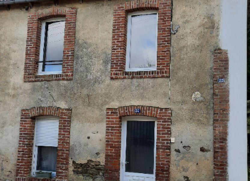 Maison à vendre 48m2 à Callac