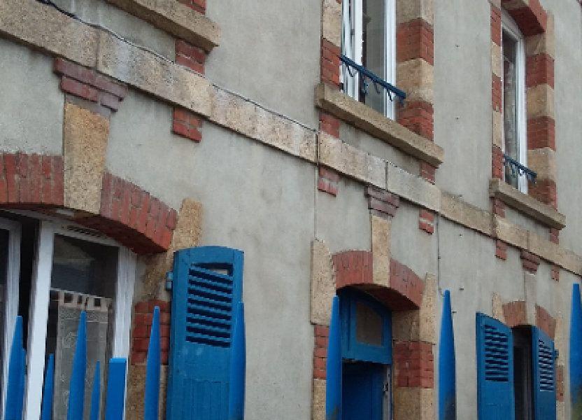 Immeuble à vendre 99m2 à Guingamp