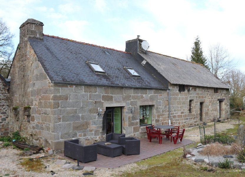Maison à vendre 155m2 à Rostrenen