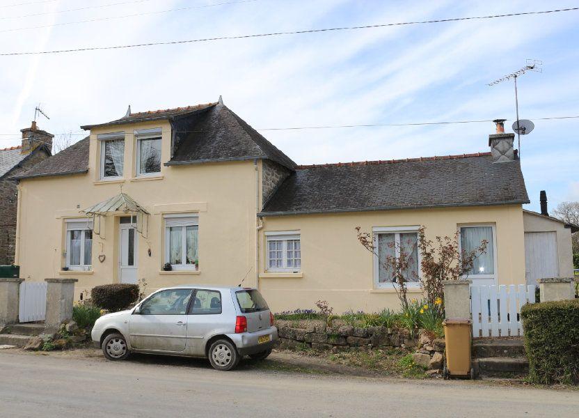 Maison à vendre 115m2 à Rostrenen