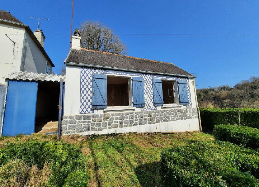 Maison à vendre 42m2 à Plouisy