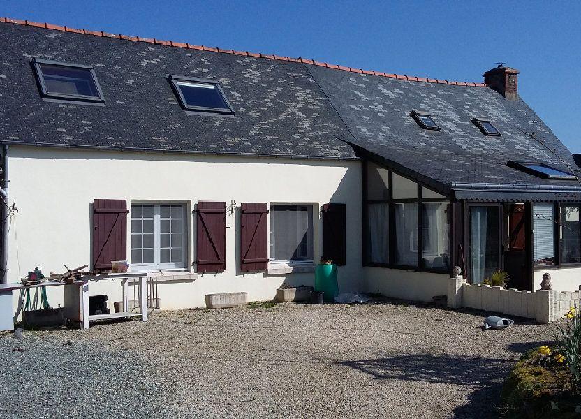 Maison à vendre 90m2 à Bourbriac
