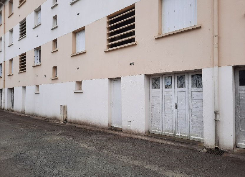 Stationnement à vendre 19.2m2 à Guingamp
