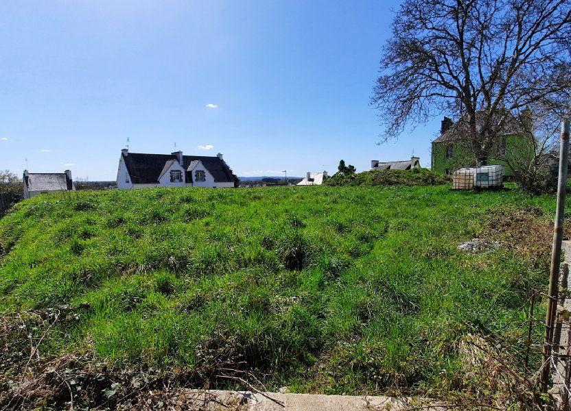 Terrain à vendre 1341m2 à Carhaix-Plouguer