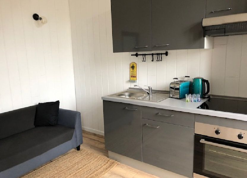 Appartement à louer 25m2 à Guingamp