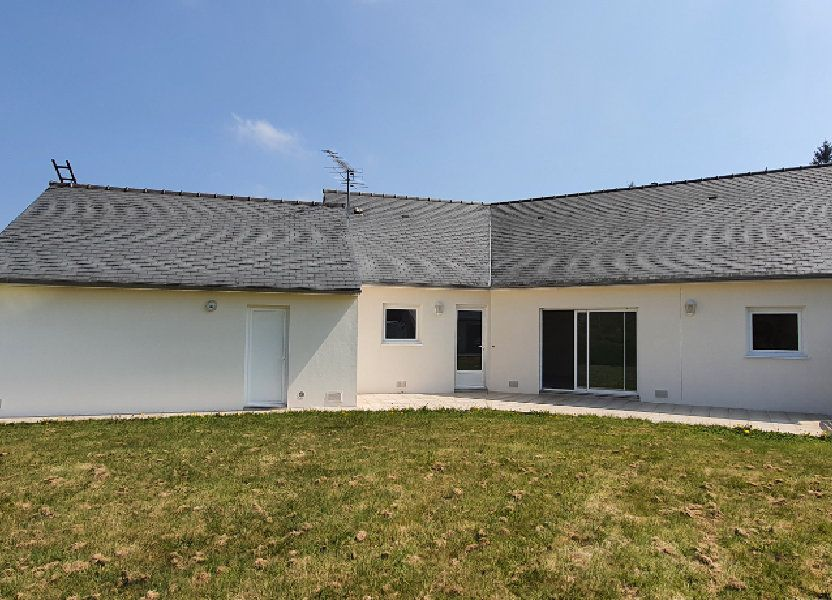 Maison à vendre 126m2 à Corlay