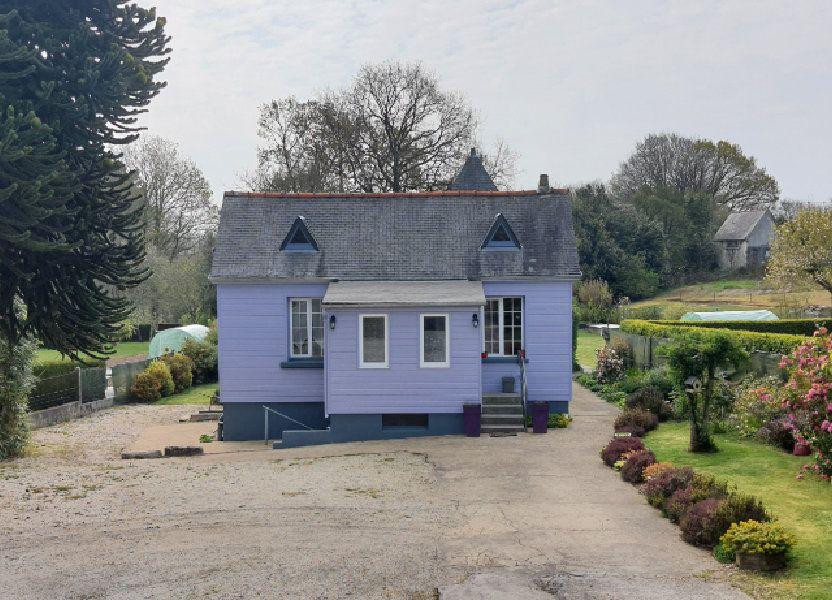 Maison à vendre 58m2 à Rostrenen