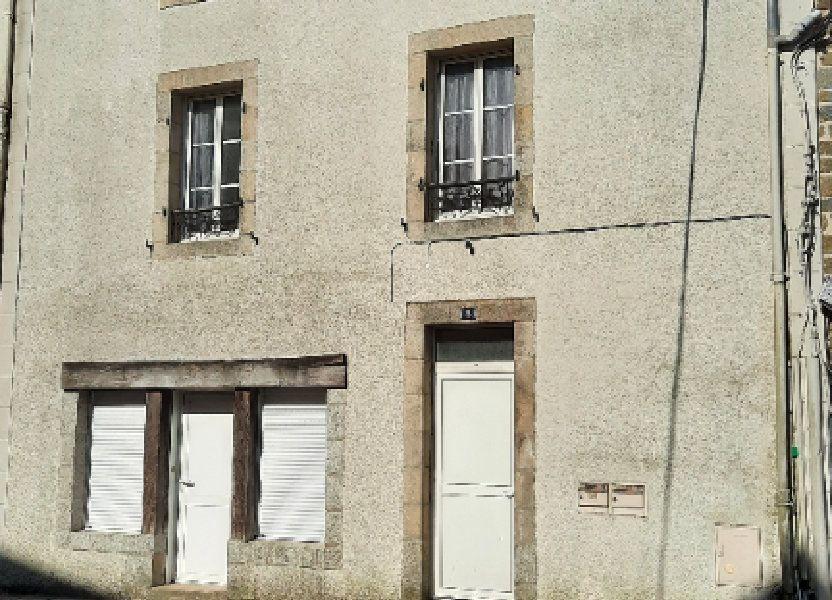 Immeuble à vendre 72m2 à Carhaix-Plouguer