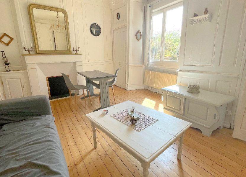 Appartement à louer 45.7m2 à Guingamp