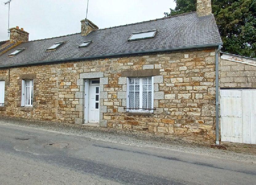 Maison à vendre 80m2 à Plouisy