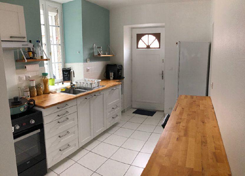 Appartement à louer 70m2 à Guingamp