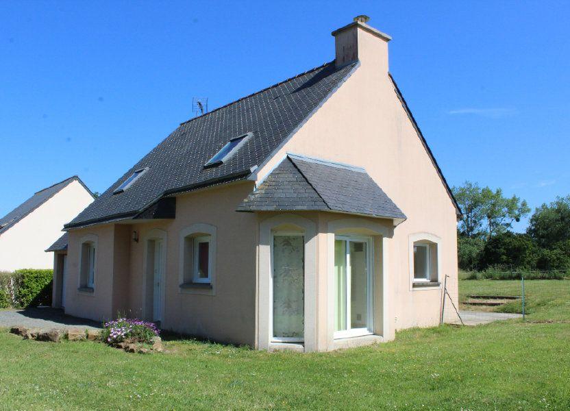 Maison à vendre 100.3m2 à Pléguien