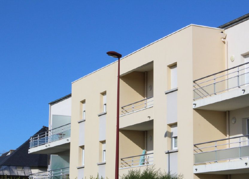 Appartement à vendre 41.1m2 à Langueux