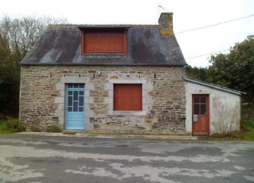 Maison à vendre 72m2 à Maël-Carhaix