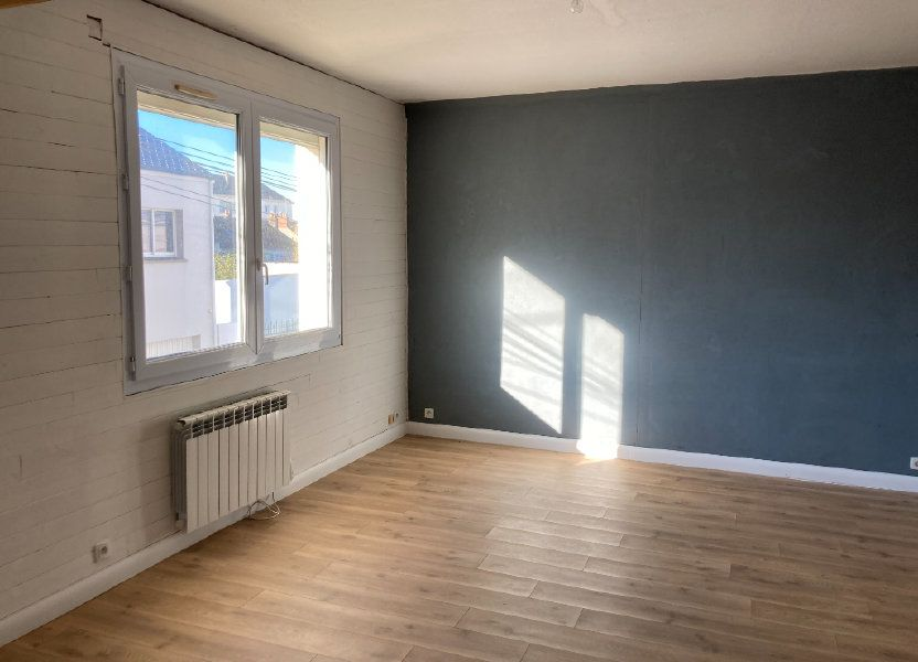 Appartement à vendre 77.91m2 à Saint-Nazaire