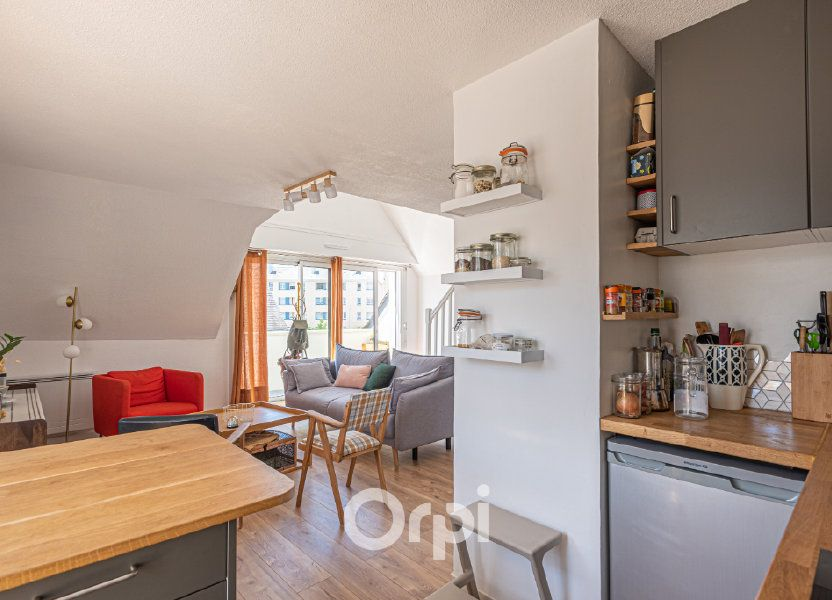 Appartement à vendre 50.76m2 à Vannes
