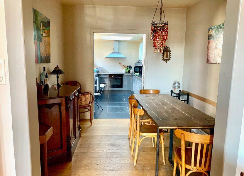 Maison à vendre 110m2 à Le Touquet-Paris-Plage