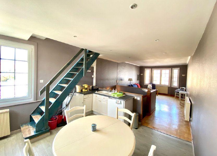 Appartement à vendre 63.08m2 à Le Touquet-Paris-Plage