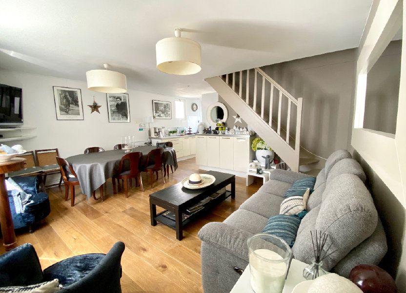 Appartement à vendre 74.48m2 à Le Touquet-Paris-Plage