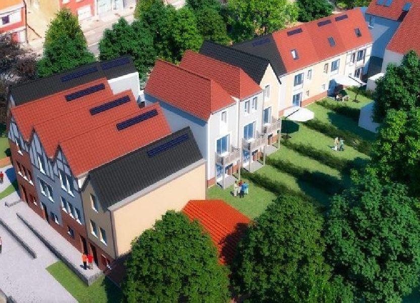 Appartement à vendre 49.91m2 à Cucq
