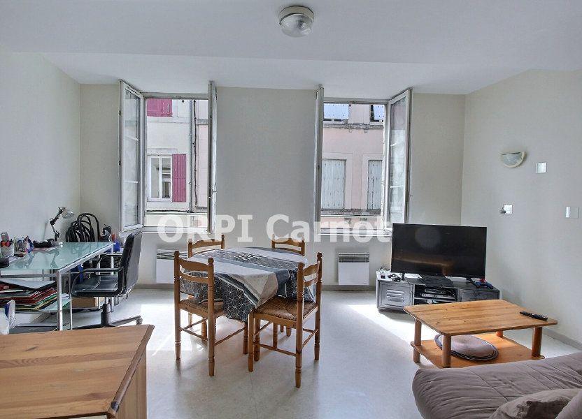 Appartement à louer 33m2 à Castres
