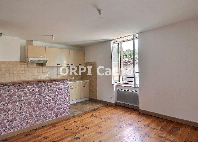 Appartement à louer 40m2 à Burlats