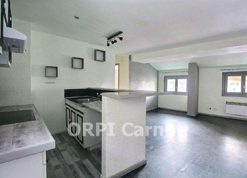 Appartement à louer 51.08m2 à Castres