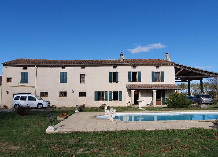 Maison à vendre 243m2 à Vielmur-sur-Agout