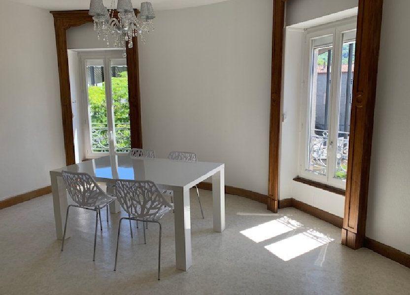 Appartement à louer 70m2 à Mazamet