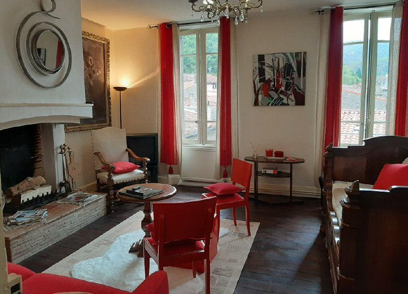 Appartement à vendre 120m2 à Mazamet