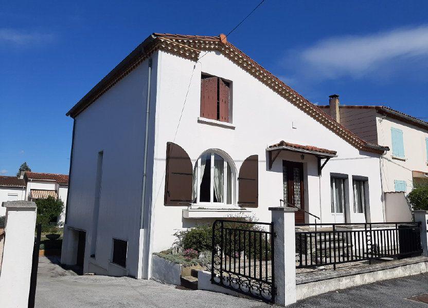 Maison à vendre 130m2 à Mazamet