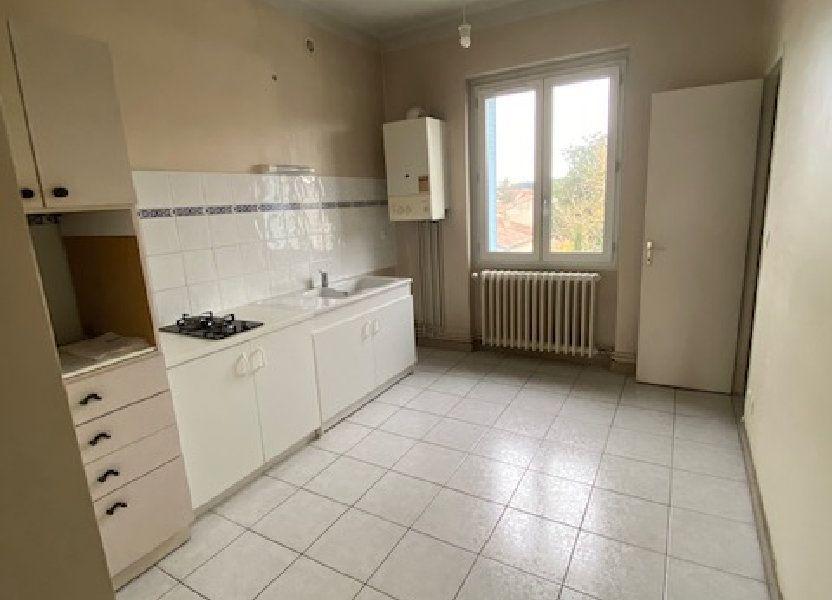 Appartement à vendre 92m2 à Castres