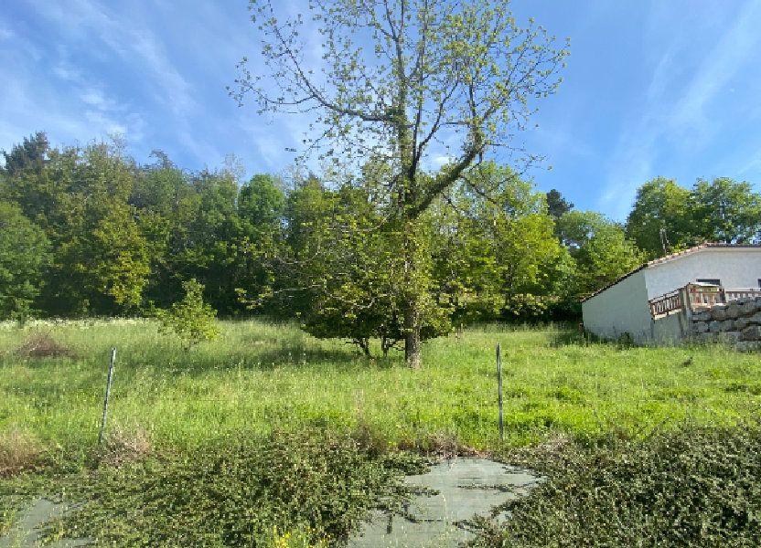 Terrain à vendre 692m2 à Pont-de-Larn
