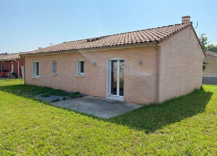 Maison à vendre 90m2 à Castres