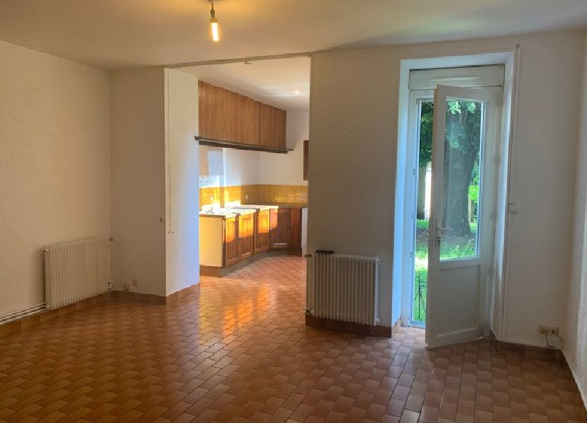 Appartement à louer 46m2 à Mazamet